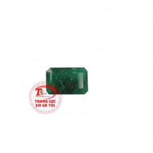 Emerald - Ngọc lục bảo chữ nhật