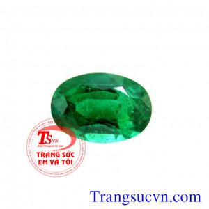 Emerald thiên nhiên Oval
