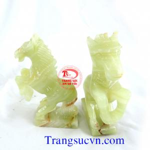 Cặp ngựa ngọc pakitan