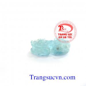 Tỳ hưu aquamarine