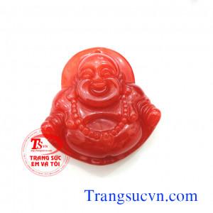 Phật di lặc màu đỏ