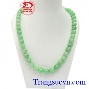 Chuỗi ngọc jadeite quý phái