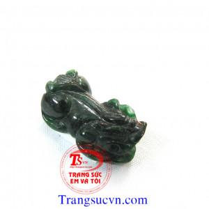 Tỳ hưu đá cẩm thạch thiên nhiên
