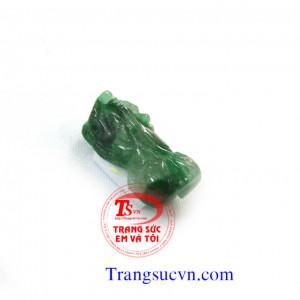 Tỳ hưu đá quý cẩm thạch thiên nhiên