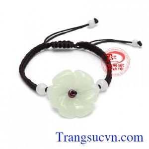 Dây tết hoa cẩm thạch độc đáo