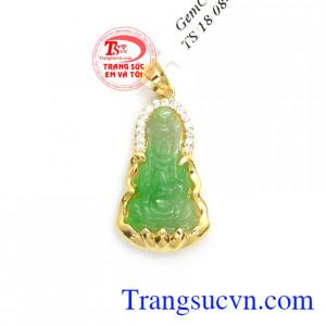 Mặt Dây Phật Bà An Nhiên
