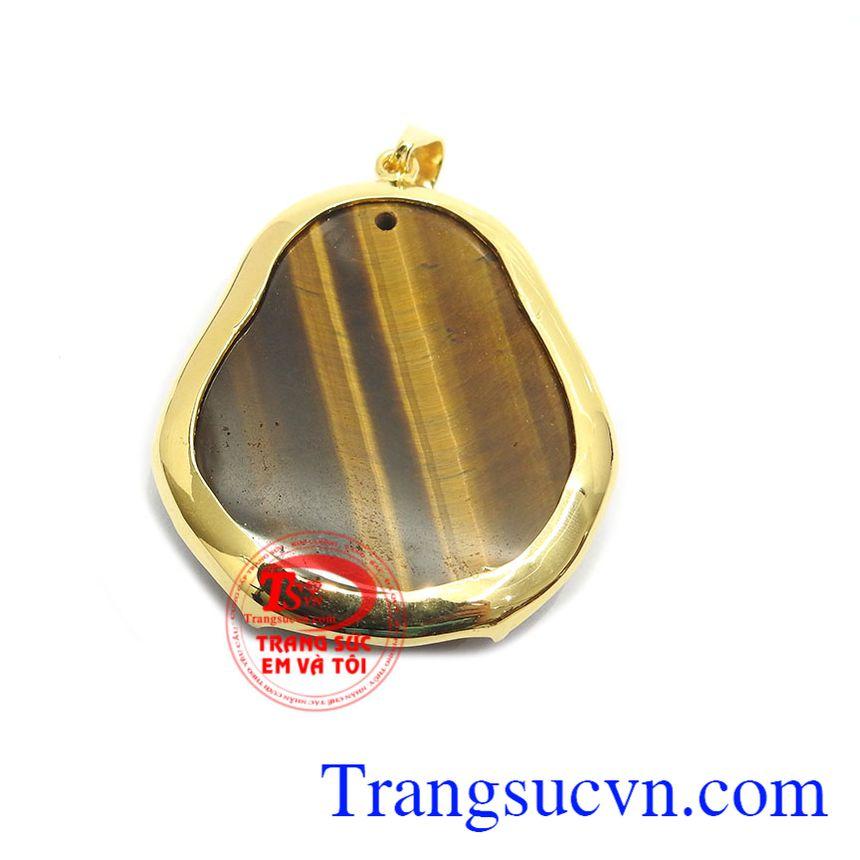 Mặt Phật Bọc Vàng