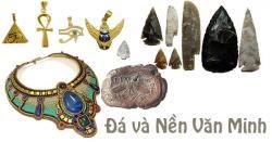 Lịch sử phát trển nền văn minh đồng hành của đá