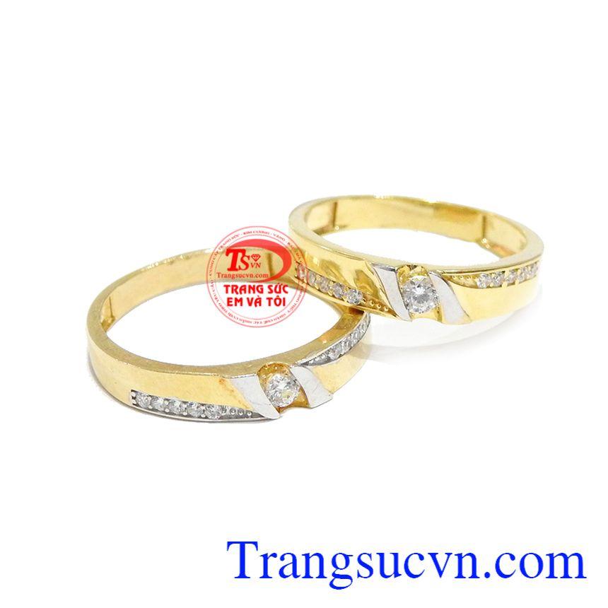 Nhẫn cưới đẹp Korea