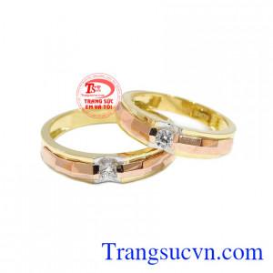 Nhẫn cưới tình yêu vô giá