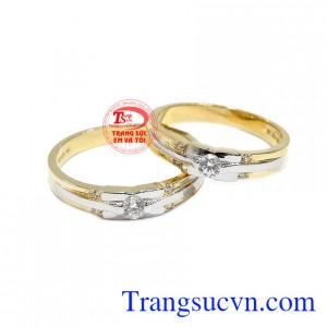 Nhẫn cưới yêu thương Korea