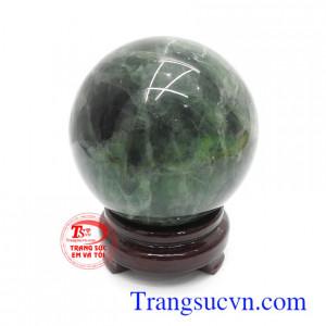 Cầu đá quý Fluorit may mắn