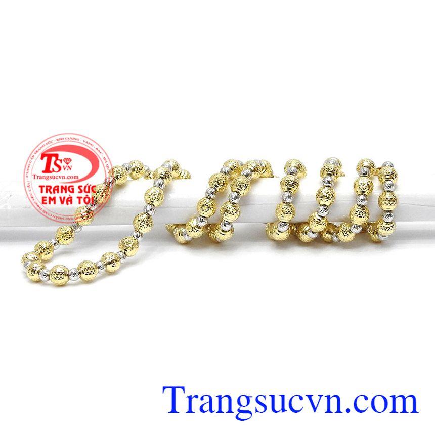 ây nữ sang trọng vàng 10k, bảo hành 6 tháng, giao hàng nhanh trên toàn quốc