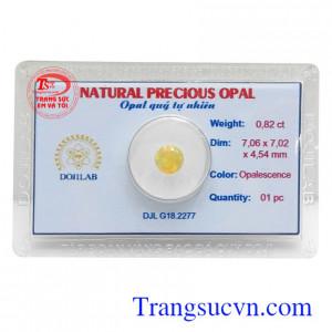 Opal quý ép vỉ an lành