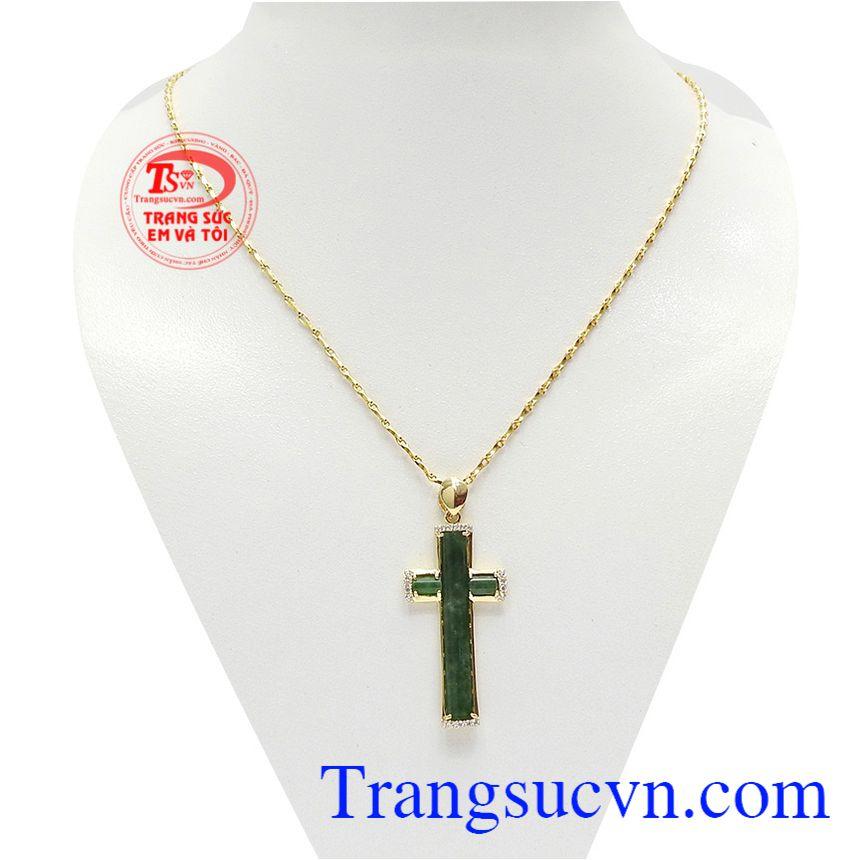 Bộ trang sức thánh giá cẩm thạch sang trọng