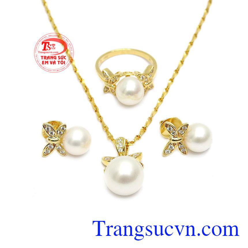 Ngọc trai luôn được coi là biểu tượng của sắc đẹp và trường tồn