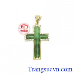 Mặt dây thánh giá đức tin