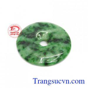 Đồng xu ngọc cẩm thạch an khang