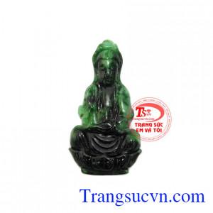 Phật quan âm Jadeite đẹp