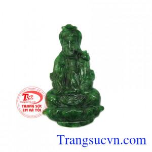 Phật quan âm jadeite từ bi