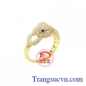 Nhẫn nữ vàng hàng hiệu