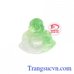 Phật di lặc jadeit