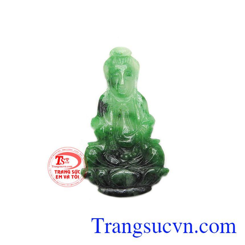 Phật bà cẩm thạch thịnh vượng