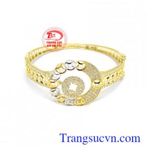 Vòng tay kim tiền đẹp là sản phẩm vòng tay được chế tác đẹp, thời trang
