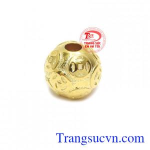 Charm vàng kim tiền