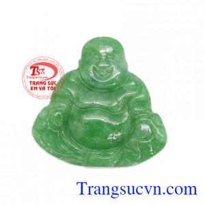 Phật di lặc ngọc đẹp may mắn