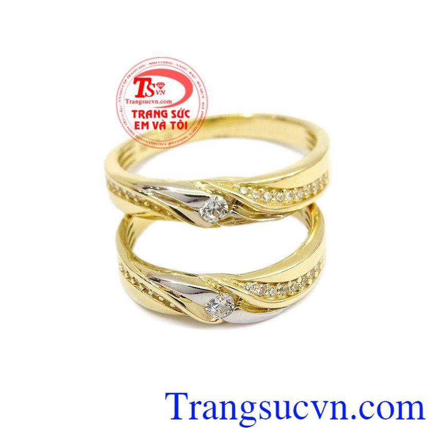 Chất lượng vàng sáng đẹp, đường nét chế tác tinh xảo