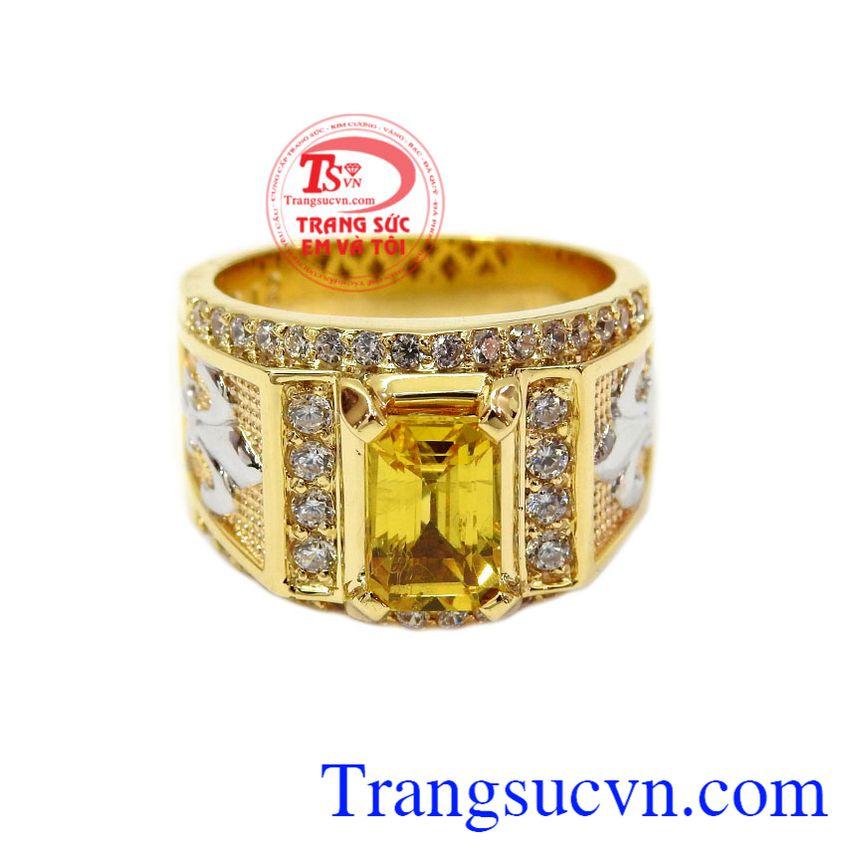 Đá sapphire mệnh danh là loại đá mang đến tiền tài và sự giàu sang