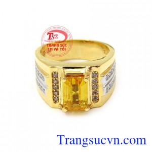 Đá sapphire mang đến niềm vui, may mắn và tài lộc