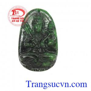 Phật bản mệnh tuổi Sửu và Dần ngọc cẩm thạch