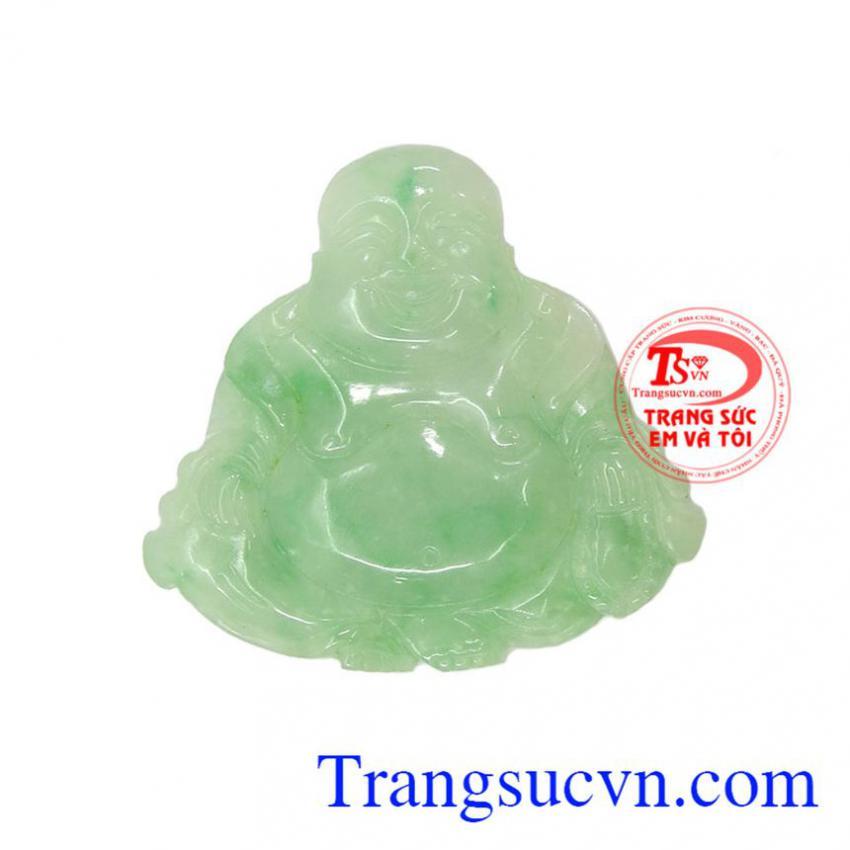 Mặt ngọc Phật Di Lặc Hạnh Phúc