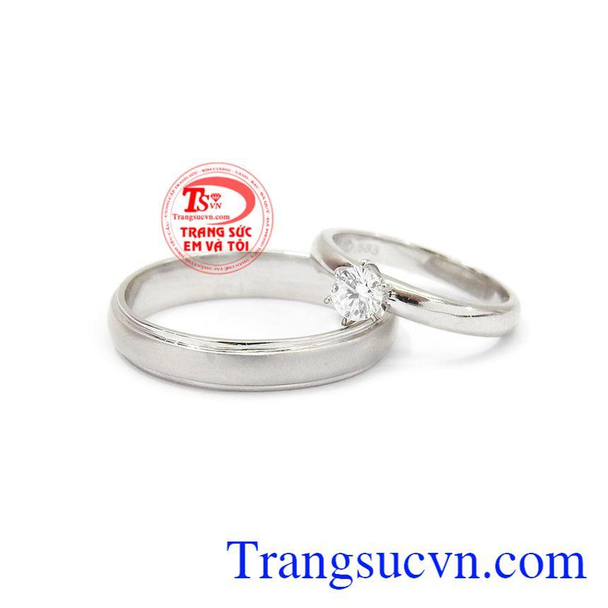 Nhẫn cưới bên nhau trọn đời