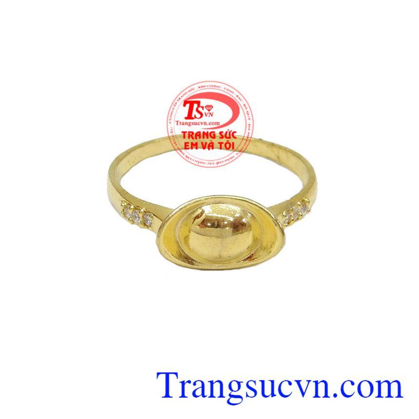 Nhẫn vàng Thần Tài, Nhẫn hình thỏi vàng, cho cả năm may mắn, nhẫn may mắn cả năm, Nhẫn nam vàng chất lượng đảm bảo uy tín và tinh tế, Nhẫn nam thần tài