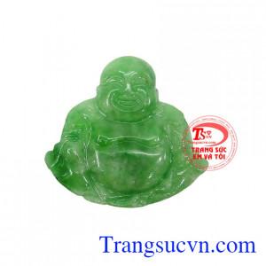 Mặt ngọc Phật Di Lặc may mắn