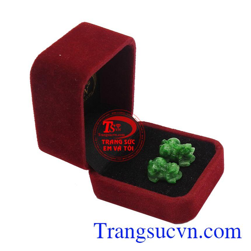 Ngọc Jadeite thiên nhiên