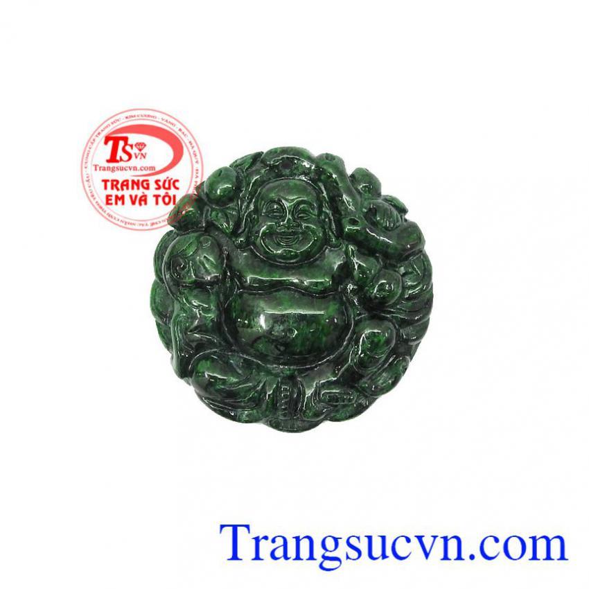 Mặt Jadeite di lặc khí chất