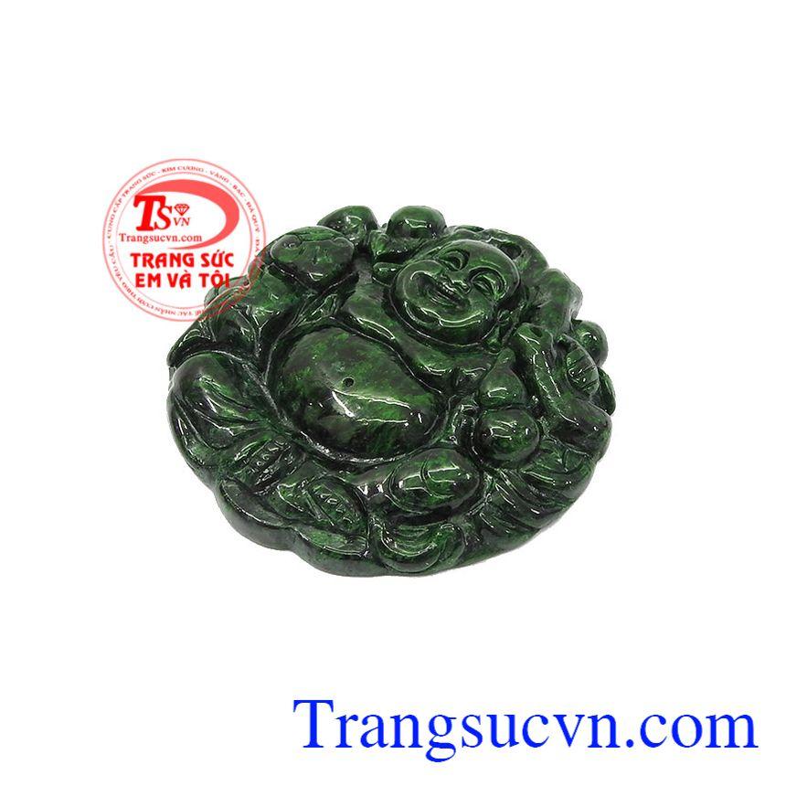 Mặt Jadeite di lặc khí chất có thể làm mặt dây bọc vàng,Mặt Jadeite di lặc khí chất