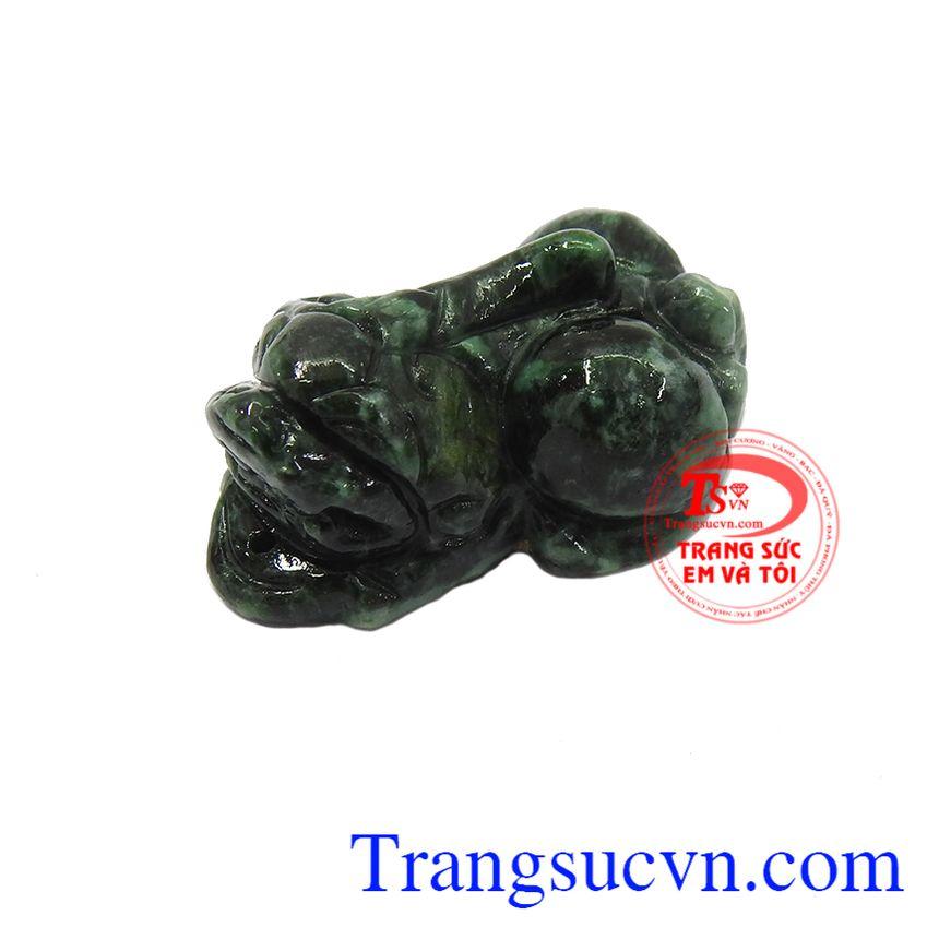 Tỳ hưu ngọc jadeite thịnh vượng