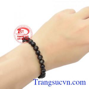 Sản phẩm thích hợp làm quà tặng cho người thân hoặc bạn bè,Chuỗi tay Sapphire 6 ly