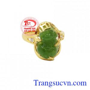Ngọc cẩm thạch đem lại nhiều may mắn và tốt cho phong thủy