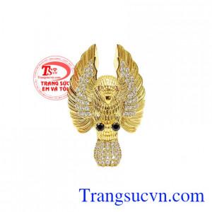 Nhẫn vàng nam đại bàng