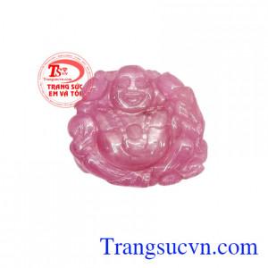 Phật Di Lặc Ruby Hạnh Phúc