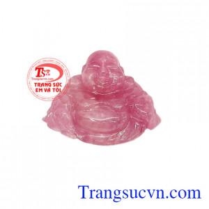 Phật Di Lặc Ruby Trường Thọ