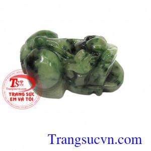 Tỳ hưu ngọc jadeite sang trọng