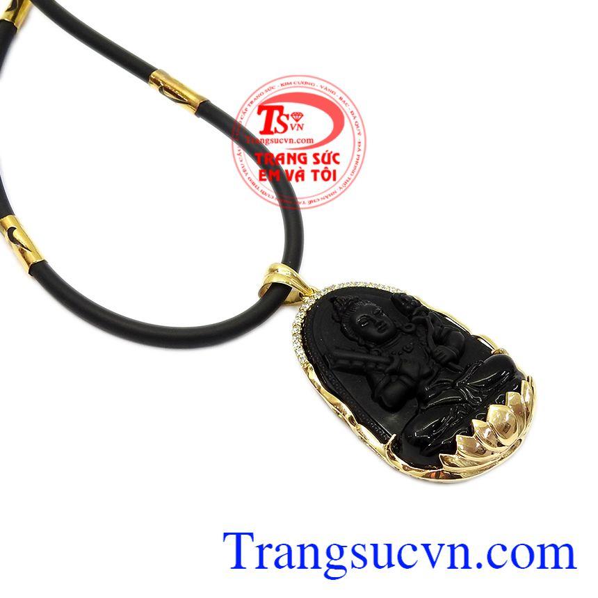 Bộ trang sức phật obsidian tuổi sửu-dần bảo hành uy tín, giao hàng toàn quốc.