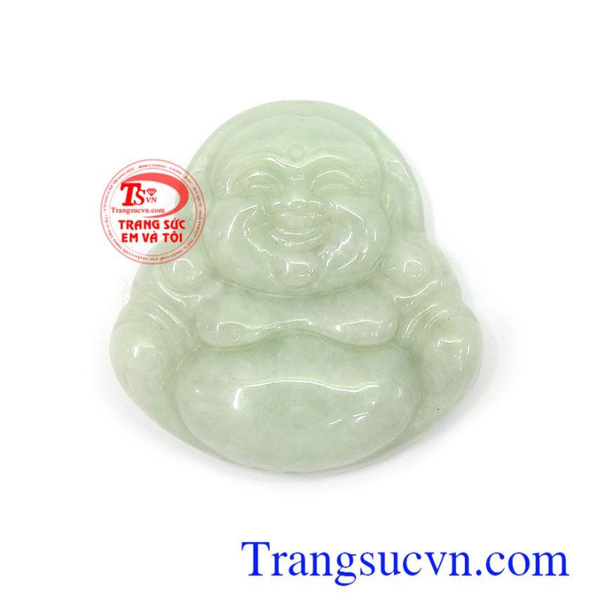 Phật di lặc phớt lục ngọc A